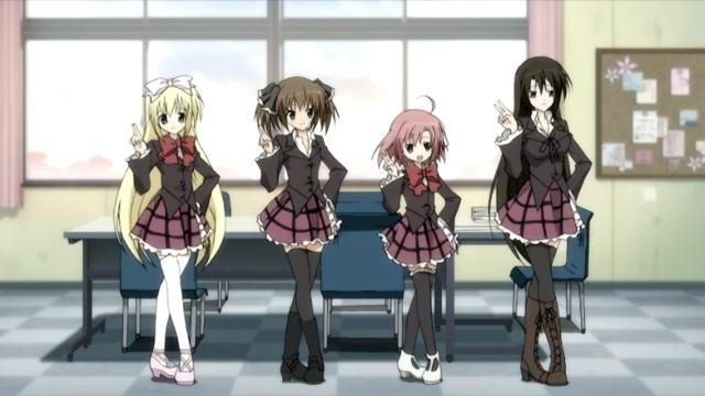 seitokai no ichizon girls